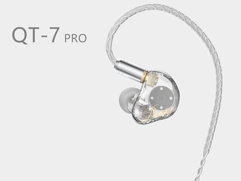 Rose Technics 弱水QT 7 Pro Earbuds review 圈鐵耳機評測