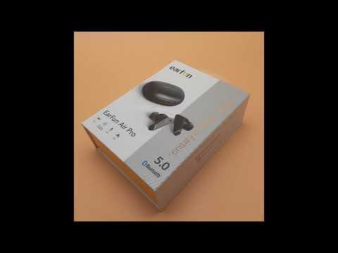 Earfun Air Pro The Silver Will -ギンノイシ-