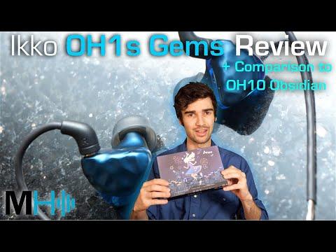 Ikko OH1s Gems IEM - Review