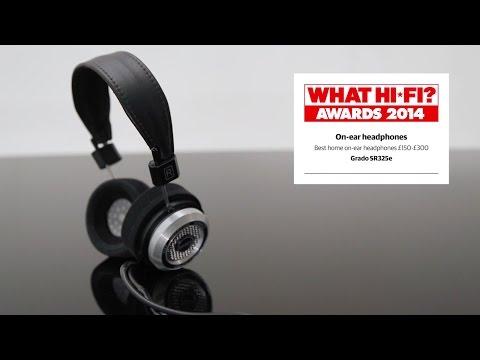 Best home on-ears £150-£300 - Grado SR325e