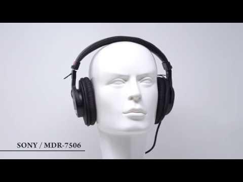 360°動画 SONY / MDR-7506