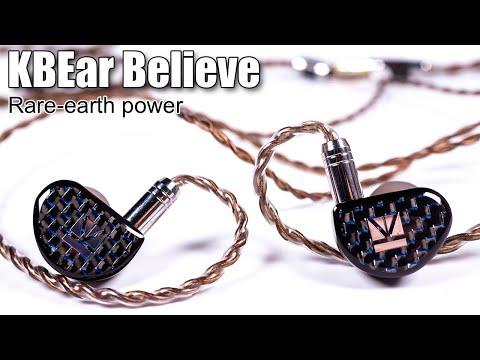 KBEar Believe earphones review