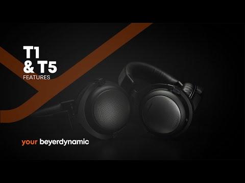 beyerdynamic | T1 & T5 (3rd generation) – features