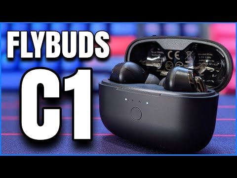Seriously GOOD! - Tribit FlyBuds C1