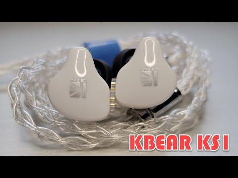 KBEAR KS1 - The Bassy Fun Little Brother