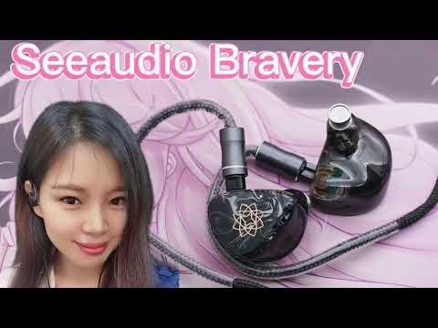 SeeAudio Bravery 4BA In-Ear Monitors Unboxing!