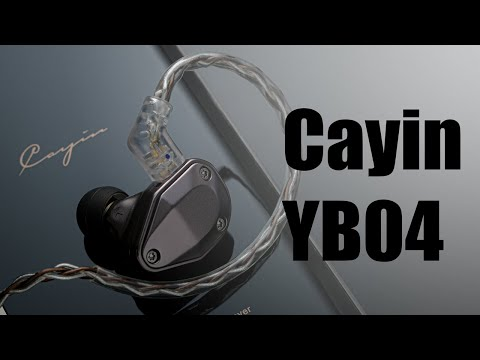 Cayin YB04 in two minutes or less - excellent