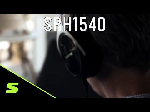 Shure SRH1540 Premium Closed Back Headphones