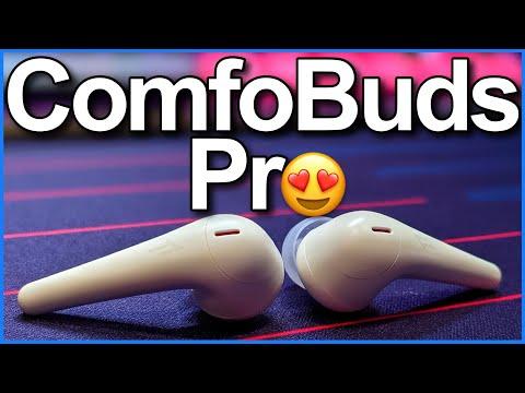 SO GOOD! 😍 1MORE ComfoBuds Pro True Wireless