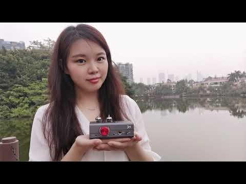 xDuoo MT 601 & MT 602 Tube headphone amplifier First Look