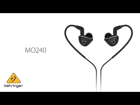 Have a Consistent Listening Experience with the New Behringer MO240