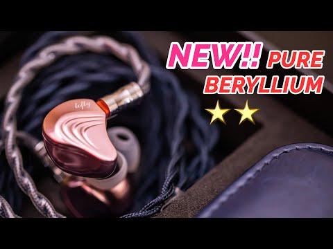 PURE BERYLLIUM!! NiceHCK Lofty In-Ear Monitor Review