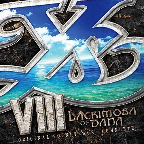イースVIII -Lacrimosa of DANA- オリジナルサウンドトラック [完全版]