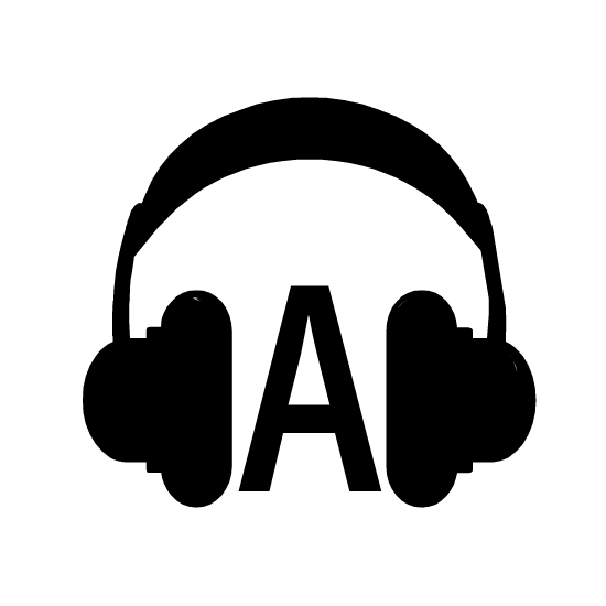 audio-sound logo