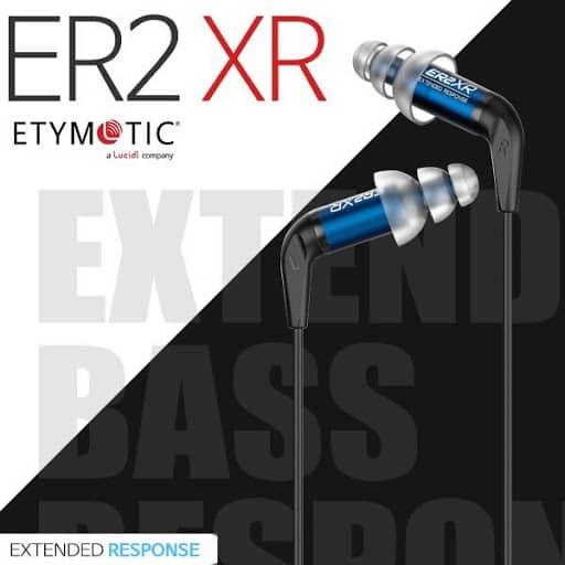 ETYMOTIC RESEARCH ER2XR
